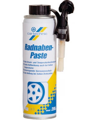 Radnaben-Paste Cartechnic, 200 ml
